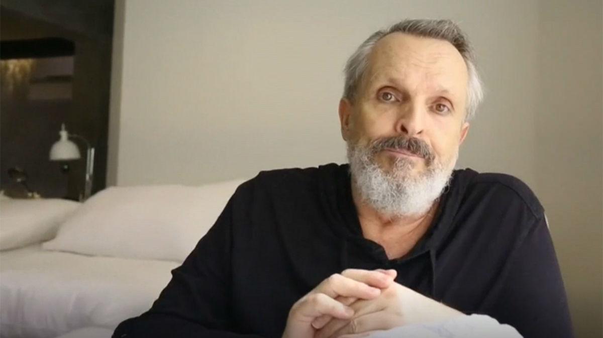 Miguel Bosé: Tengo asma y la mascarilla me crea problemas