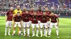 El Milan es el rival del Barça esta madrugada en San José