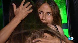 Mónica Hoyos no reconoce a su hija en la final de Supervivientes 2019