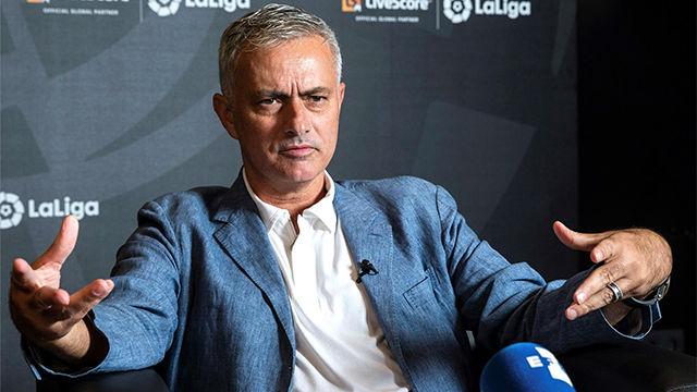 Mourinho: La Liga es más competitiva, pero no veo a un cuarto equipo con opciones al título