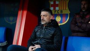 El nexo de unión entre García Pimienta y el Barça es muy fuerte