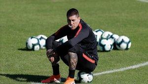 Nicolás Castillo tendrá un largo período de recuperación