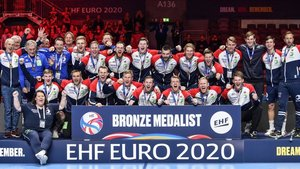Noruega se colgó el bronce en el Europeo con autoridad