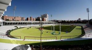 El nuevo estadio Vallehermoso