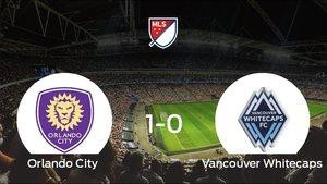 Orlando City 1-0 Vancouver Whitecaps