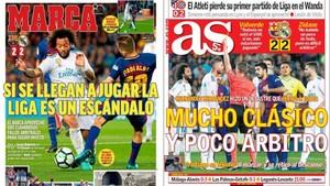 La prensa de Madrid cargó contra Hernández Hernández