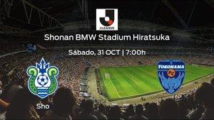 Previa del encuentro: Shonan Bellmare - Yokohama