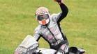 Quinta victoria de Zarco en diez carreras de Moto2