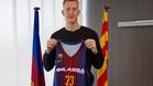 Rolands Smits ya es jugador del FC Barcelona