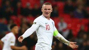 Rooney se despidió de Inglaterra