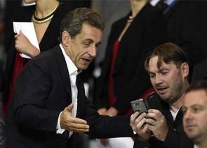 Sarkozy vio perder a su equipo