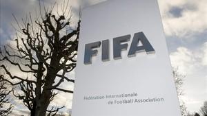 Sede oficial de la FIFA en Zúrich (Suiza)