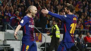 Sevilla 0 - FC Barcelona 5 Final Copa del Rey