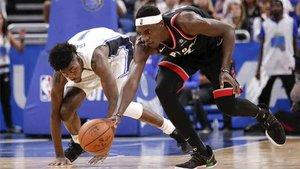 Siakam fue el mejor de los Toronto Raptors