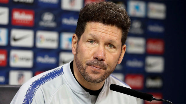 Simeone: Diego Costa está disponible y con entusiasmo