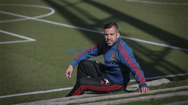 SPORT con Jordi Alba: Avance del reportaje de su vuelta a la Selección
