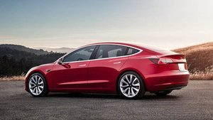 Tesla Model 3 Performance.