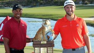 Tiger y Rahm comparten protagonismo en Bahamas