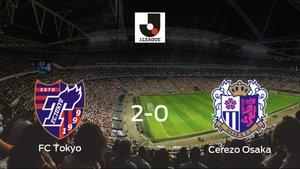 El FC Tokyo consigue los tres puntos frente al Cerezo Osaka (2-0)