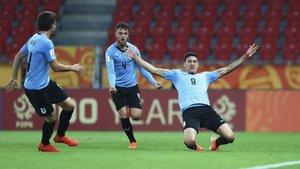 Uurguay, Colombia y Ecuador no perdieron en el debut mundialista
