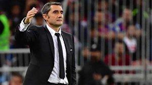 Valverde premia a sus futbolistas con tres días de fiesta