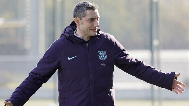 Valverde, sobre sobre los descansos de Messi: Nadie conoce a los jugadores mejor que yo
