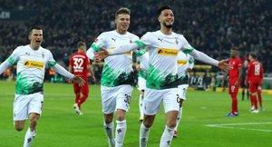 De vencer, el Borussia Mönchengladbach podría situarse en la persecución directa del liderato