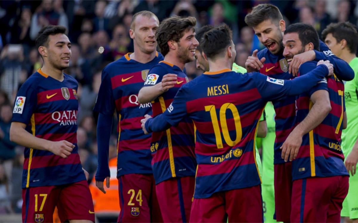Sorteo Champions.Cuartos de final. Los posibles rivales del Barcelona