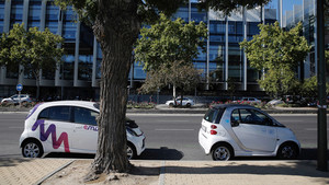 Vehículos de carsharing