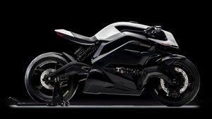 ARC Vector moto eléctrica