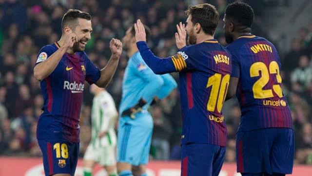 Adán elogió a Leo Messi