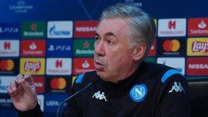 Ancelotti: La maleta de un entrenador siempre debe estar lista