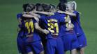 El Barça derrotó de nuevo al Gintra y selló su pase a cuartos