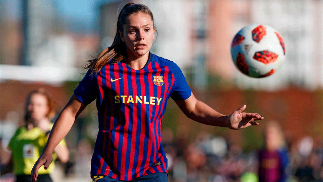 El Barça femenino consigue el récord de llegar a un millón de seguidores en Instagram