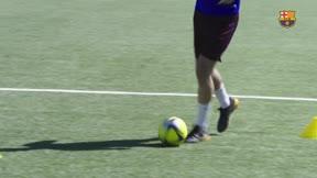 El Barça de fútbol sala sigue entrenándose