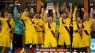 El Barça levanta la Supercopa Asobal