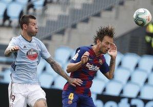 El FC Barcelona deja escapar dos puntos en Balaídos