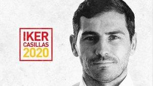 Casillas confirma su candidatura a la presidencia