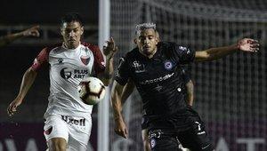 Colón espera rival en cuartos de final de la Copa Sudamericana