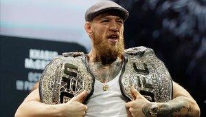 Conor McGregor está enfocado en su nueva pelea