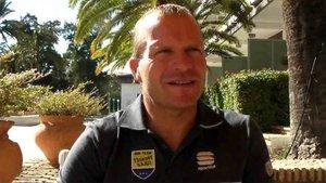 El director del equipo profesional de ciclismo Treck Segafredo, Steven de Jongh, fue hallado inconsciente