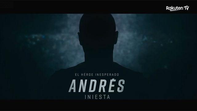 El documental de Iniesta se podrá ver desde el 23 de abril