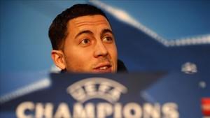 Eden Hazard tiene fe absoluta en las opciones del Chelsea