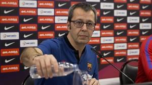 Edu Castro siente que el equipo está preparado para asumir el rol de favorito