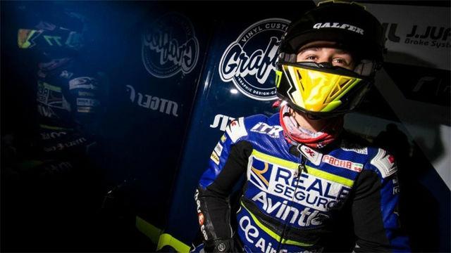 Fallece el piloto de 14 años Andreas Pérez