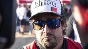 Fernando Alonso sigue sin desvelar su futuro