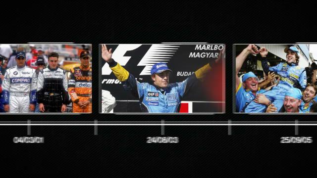 Fernando Alonso, una carrera de campeón