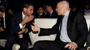 Fernando Hierro toma el mando tras la firme decisión de Luis Rubiales