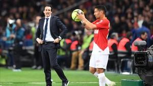 La goleada al Mónaco (7-1) dio el título de la Ligue 1 a Unai Emery
