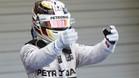 Hamilton fue el más rápido en el GP de Japón